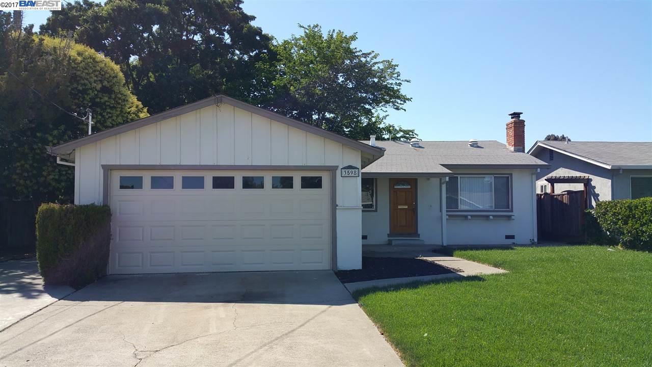 Additional photo for property listing at 3598 Halifax Way  Concord, California 94520 United States