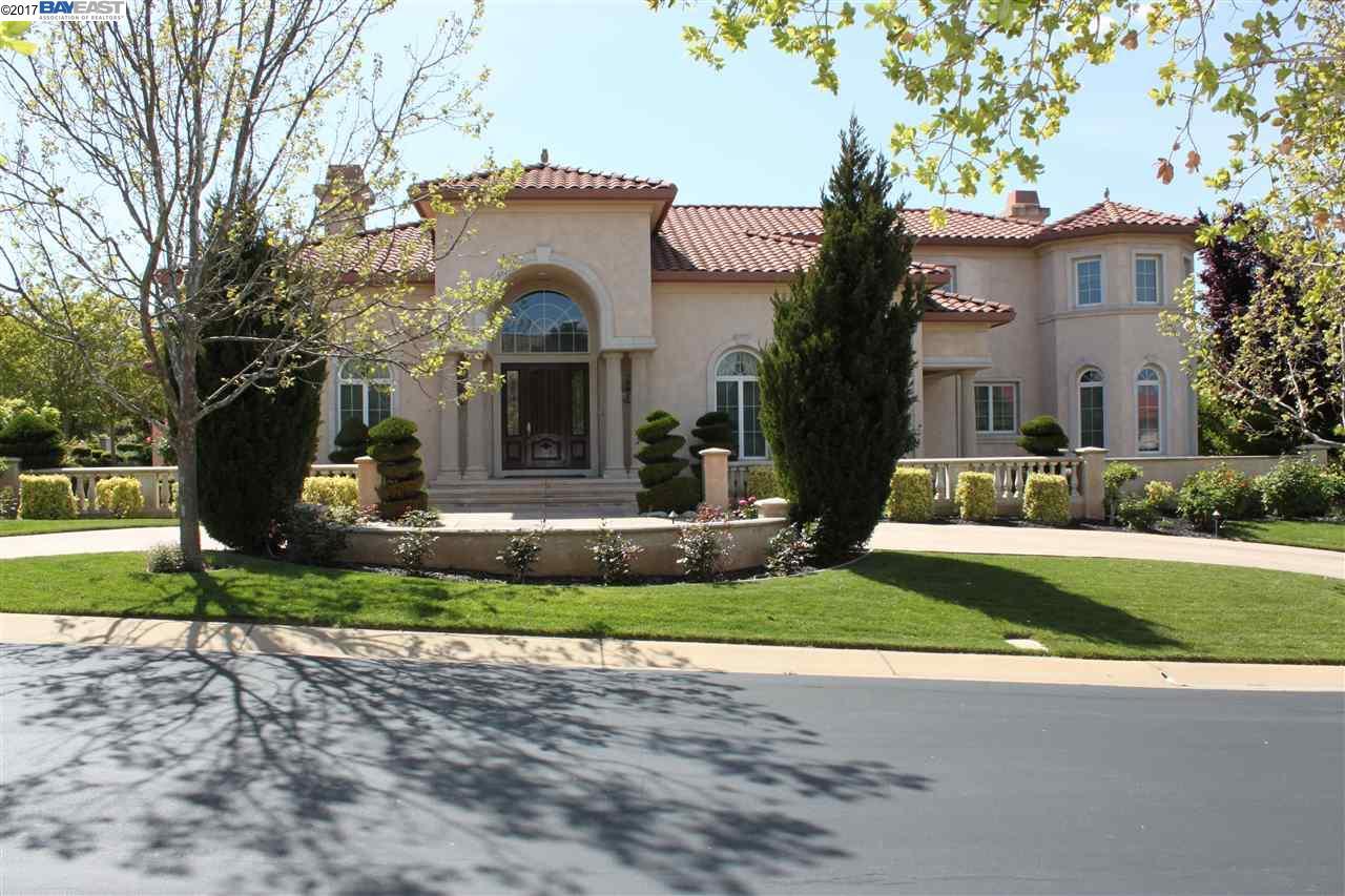 一戸建て のために 売買 アット 3967 Vierra Street Pleasanton, カリフォルニア 94566 アメリカ合衆国