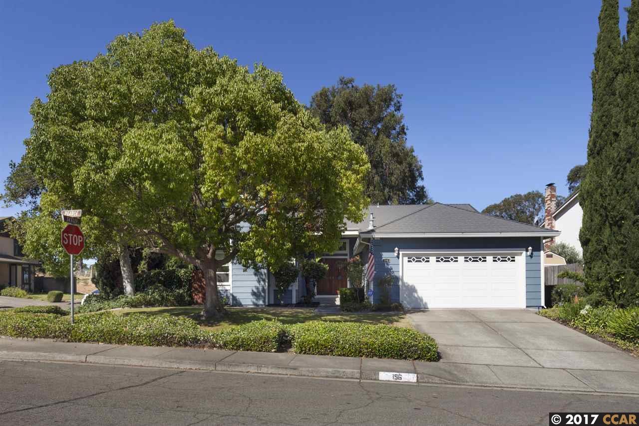 196 Pearce, HERCULES, CA 94547