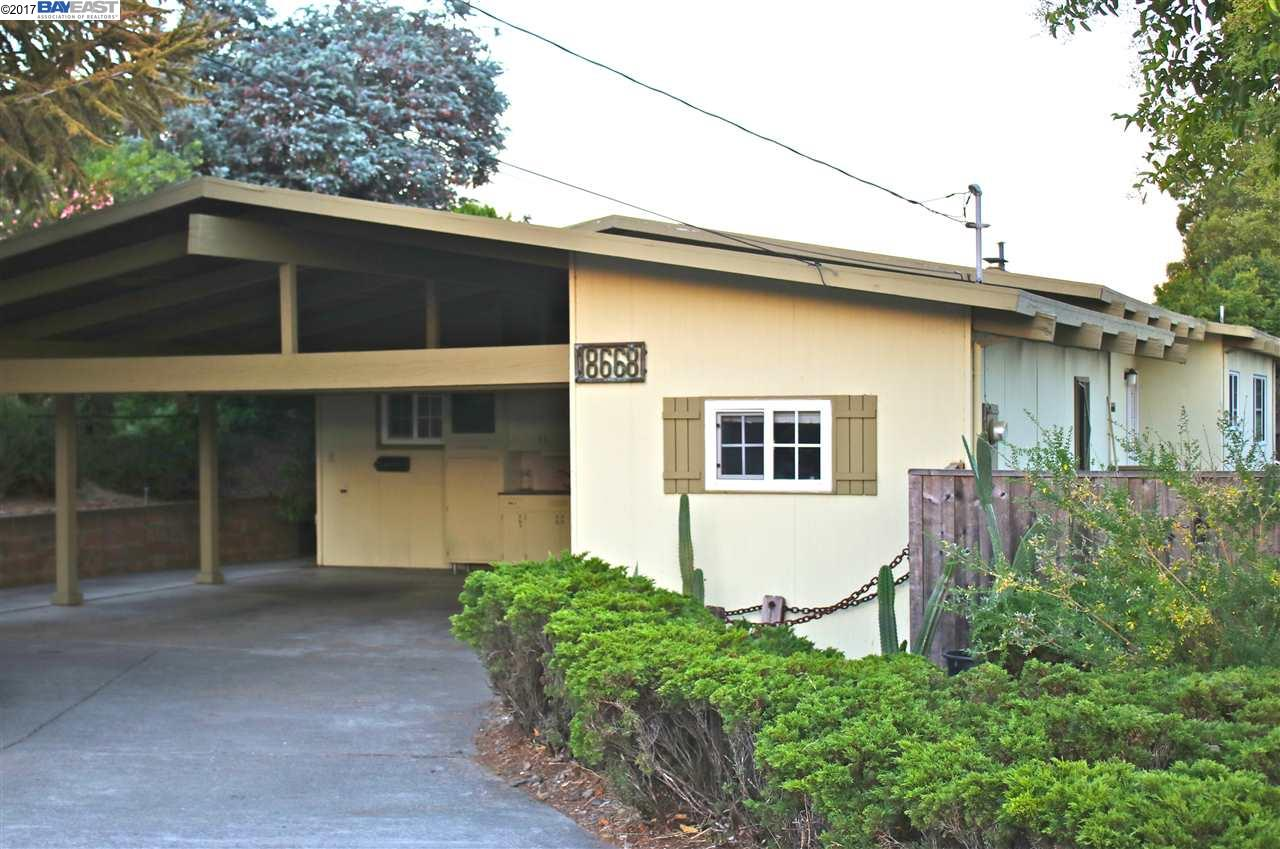 Single Family Home for Sale at 18668 Capricorn Court Castro Valley, California 94546 United States