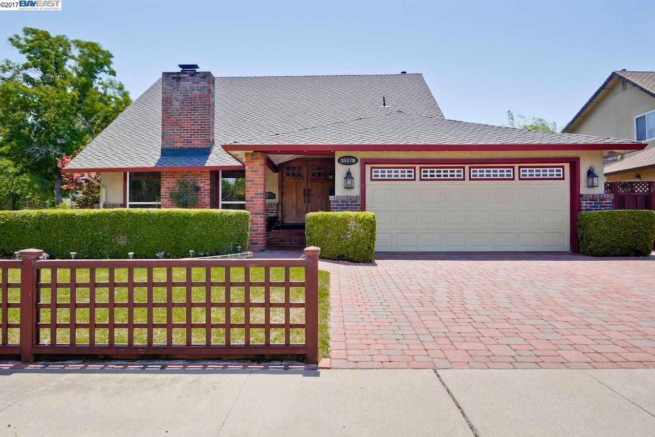 Single Family Home for Sale at 35179 Charmwood Court Newark, California 94560 United States