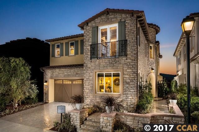واحد منزل الأسرة للـ Sale في 6113 Alpine Blue Drive San Ramon, California 94582 United States