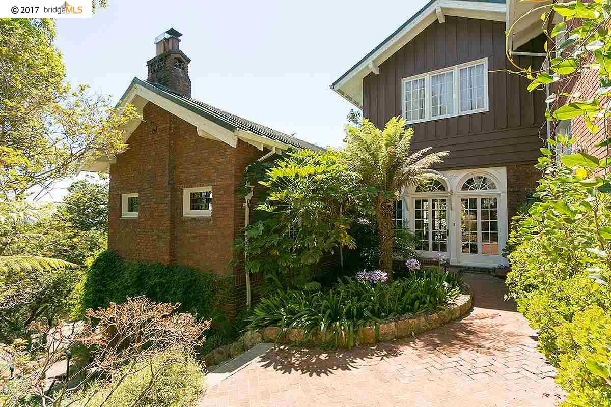 Single Family Home for Rent at 715 THE ALAMEDA Berkeley, California 94707 United States