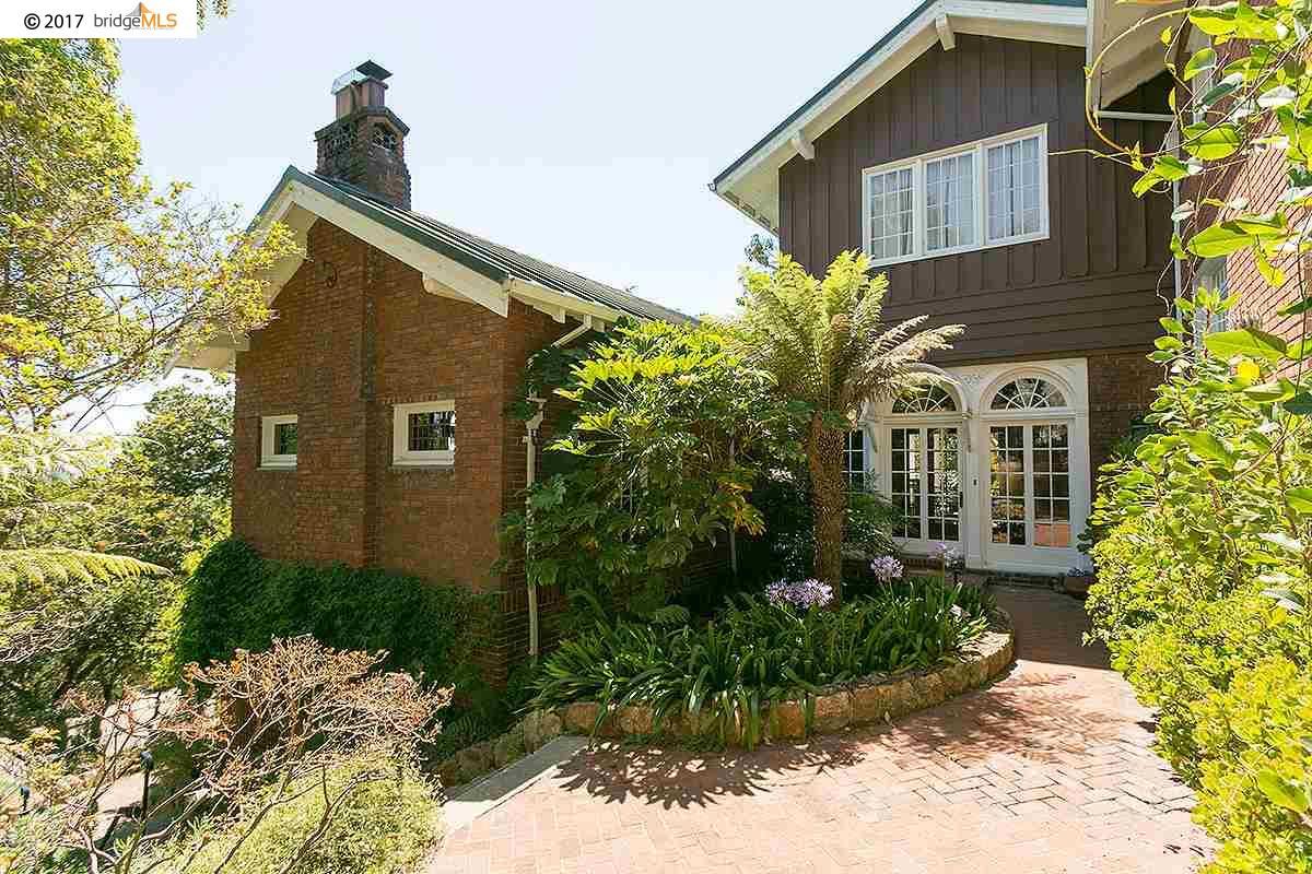 獨棟家庭住宅 為 出租 在 715 THE ALAMEDA Berkeley, 加利福尼亞州 94707 美國