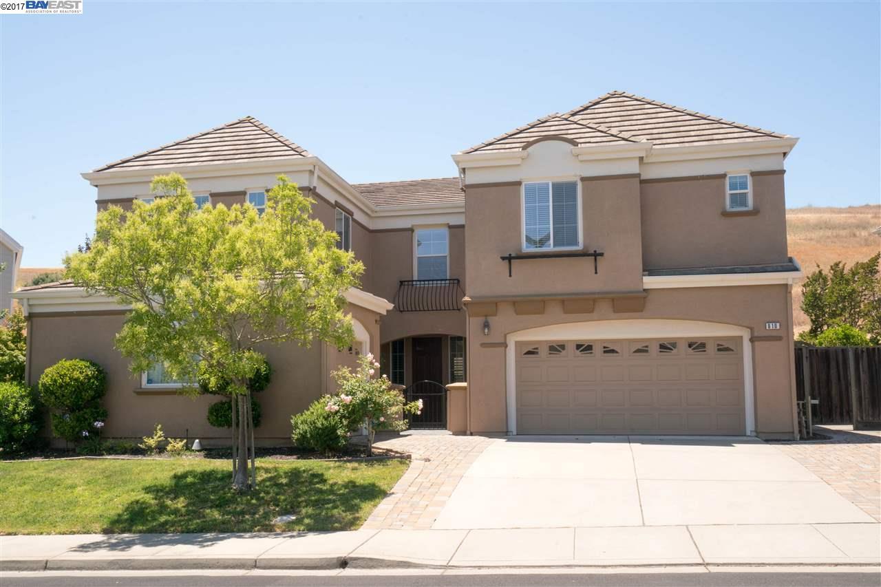 Casa Unifamiliar por un Alquiler en 810 PRADERA WAY San Ramon, California 94583 Estados Unidos