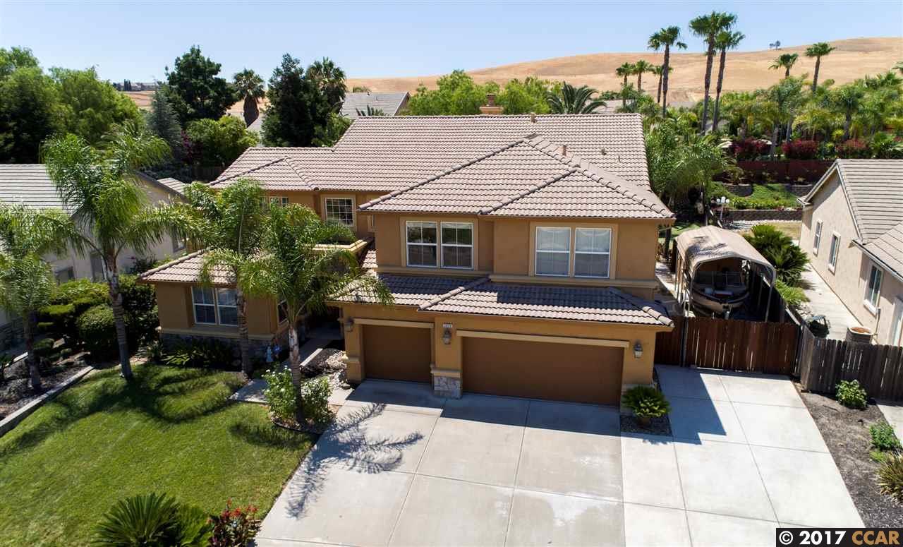 Einfamilienhaus für Verkauf beim 5059 Heacock Way Antioch, Kalifornien 94531 Vereinigte Staaten
