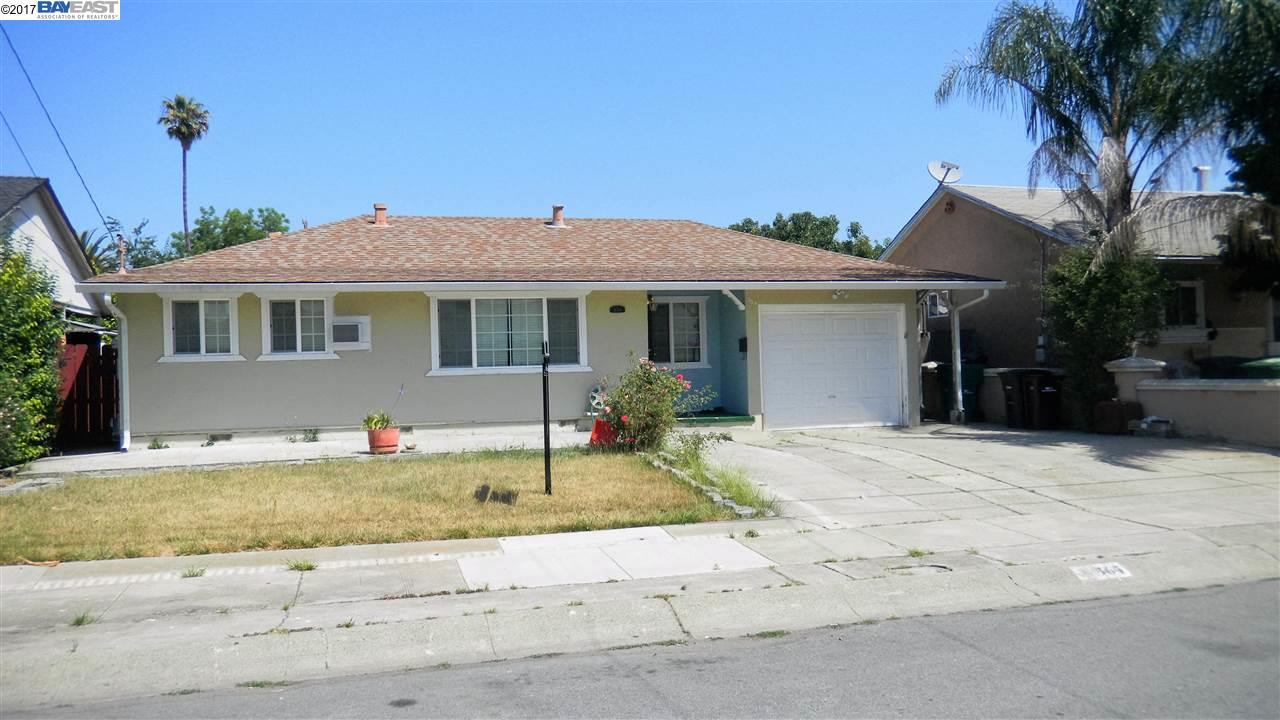 364 Sparling Drive, HAYWARD, CA 94544