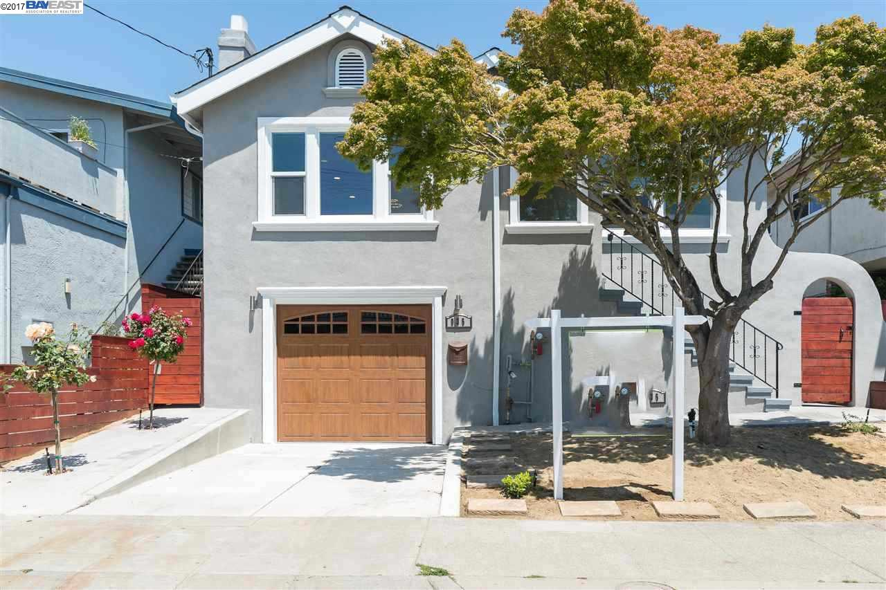 Single Family Home for Sale at 935 Kains Avenue Albany, California 94706 United States