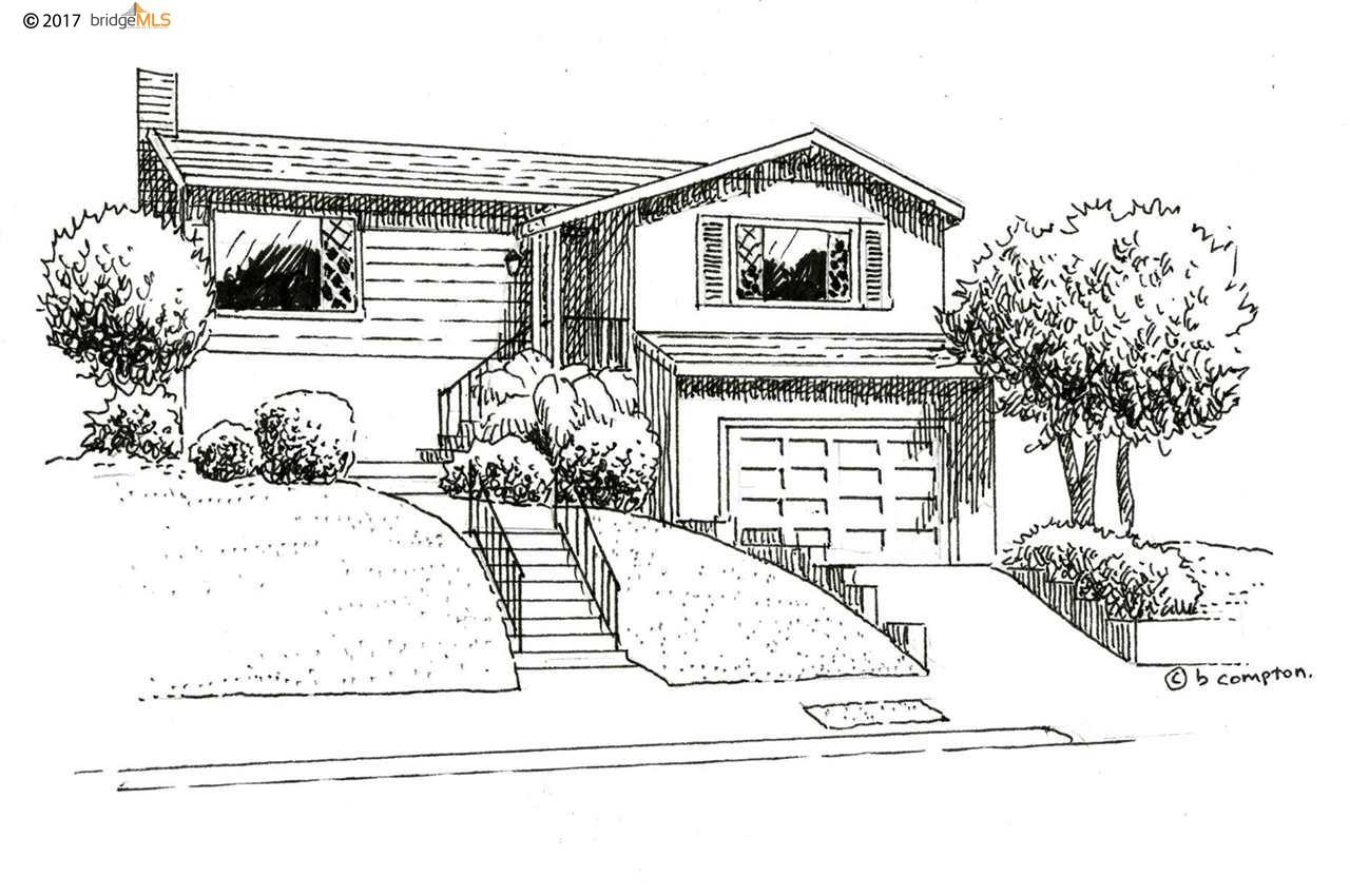 4122 Laguna Ave, OAKLAND, CA 94602