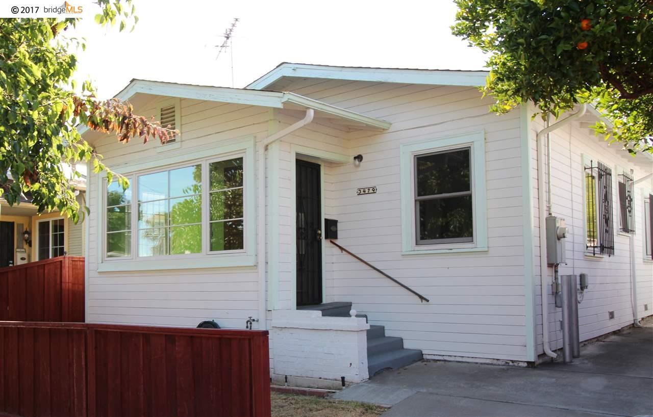 3479 Loma Vista Ave, OAKLAND, CA 94619