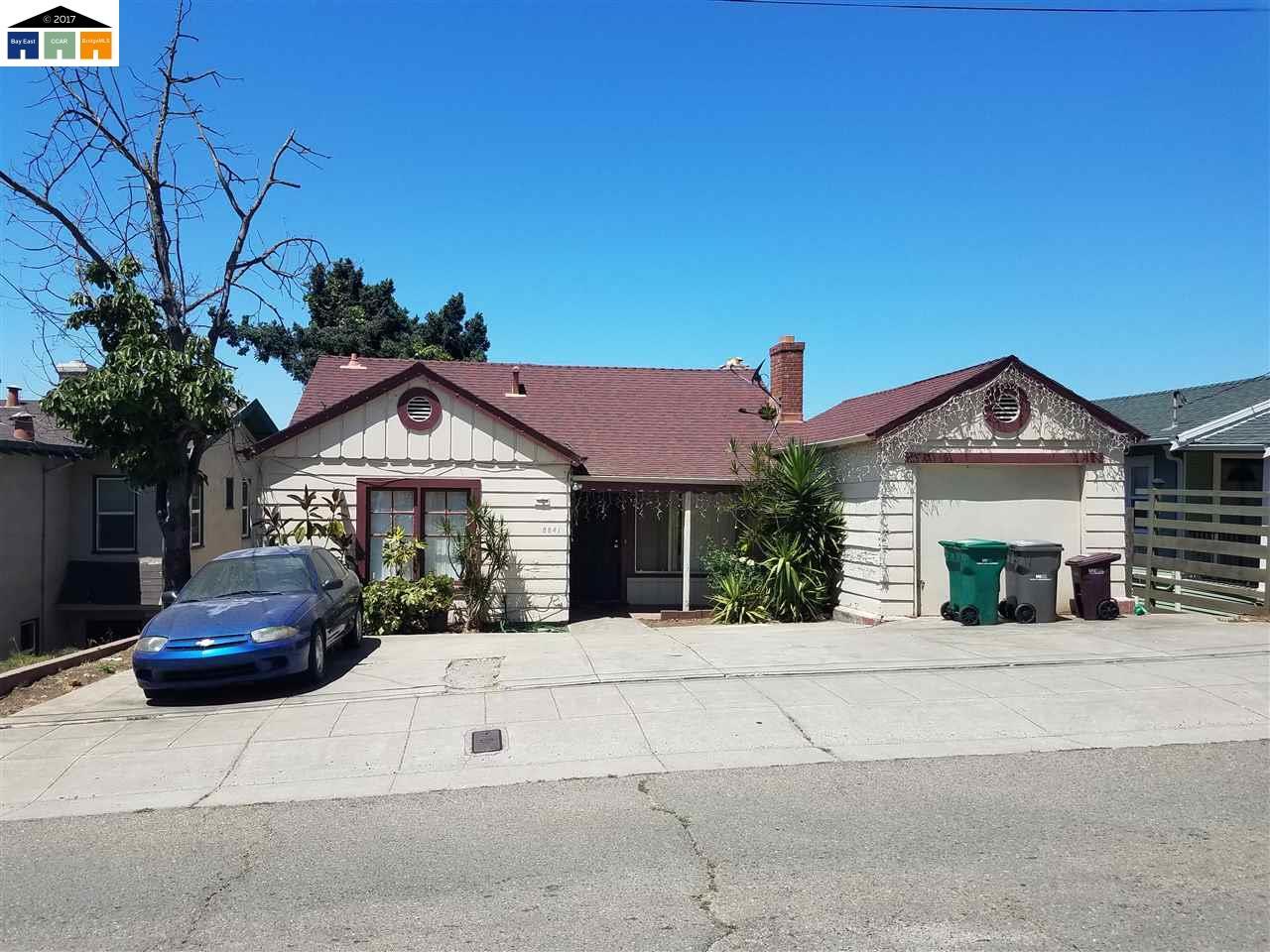 8841 Thermal Street, OAKLAND, CA 94605