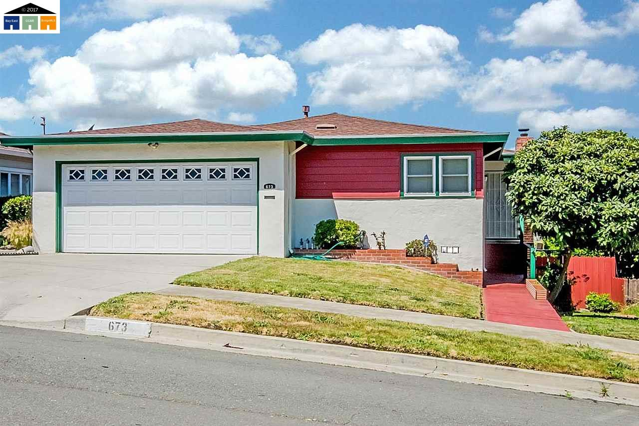 673 SONOMA, RICHMOND, CA 94805
