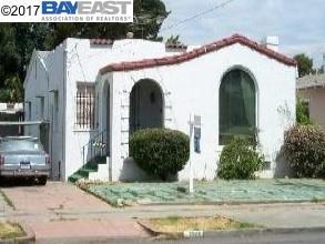 Частный односемейный дом для того Продажа на 1445 Havenscourt Blvd 1445 Havenscourt Blvd Oakland, Калифорния 94621 Соединенные Штаты