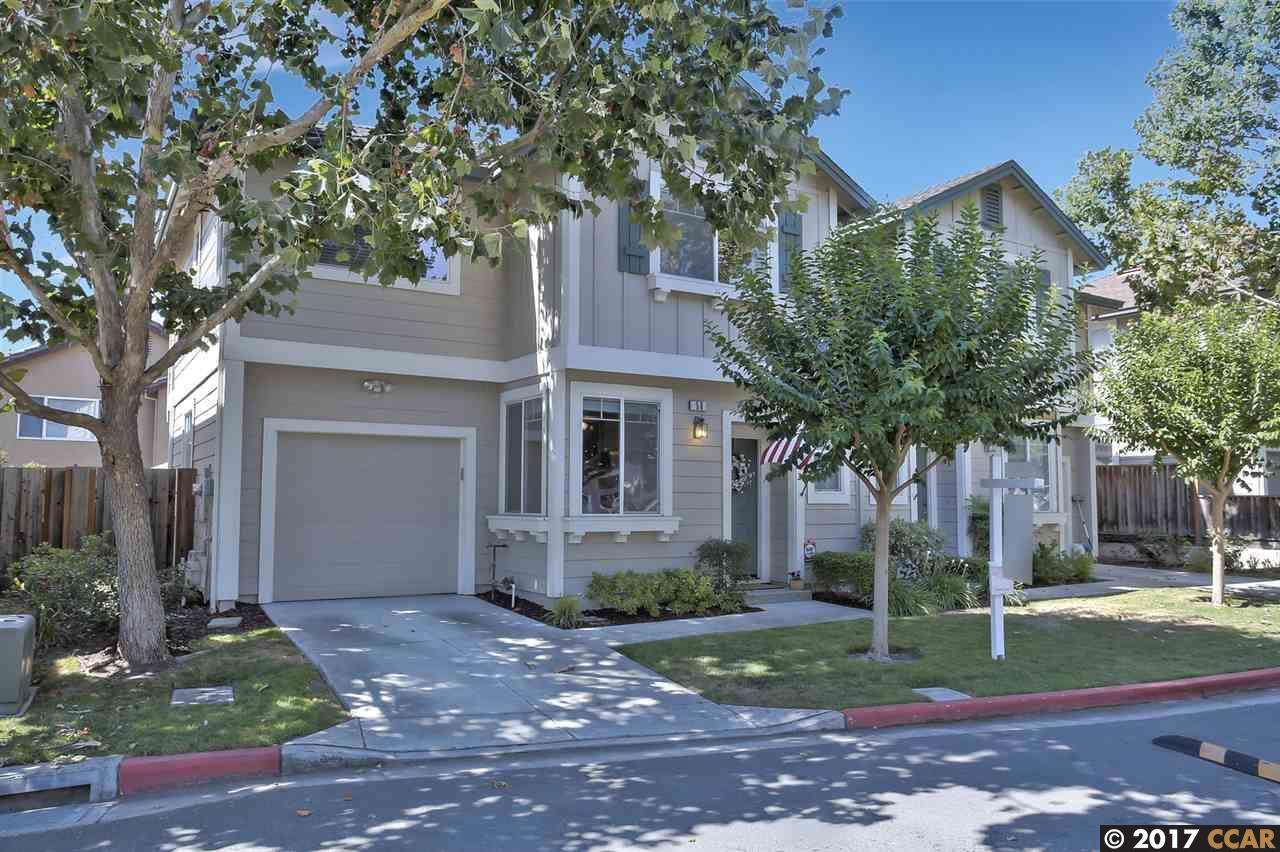 獨棟家庭住宅 為 出售 在 59 Arbor Springs Lane Pacheco, 加利福尼亞州 94553 美國