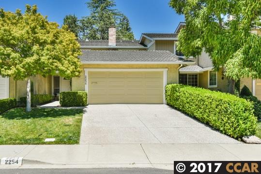 2254 GLADWIN DR., WALNUT CREEK, CA 94596