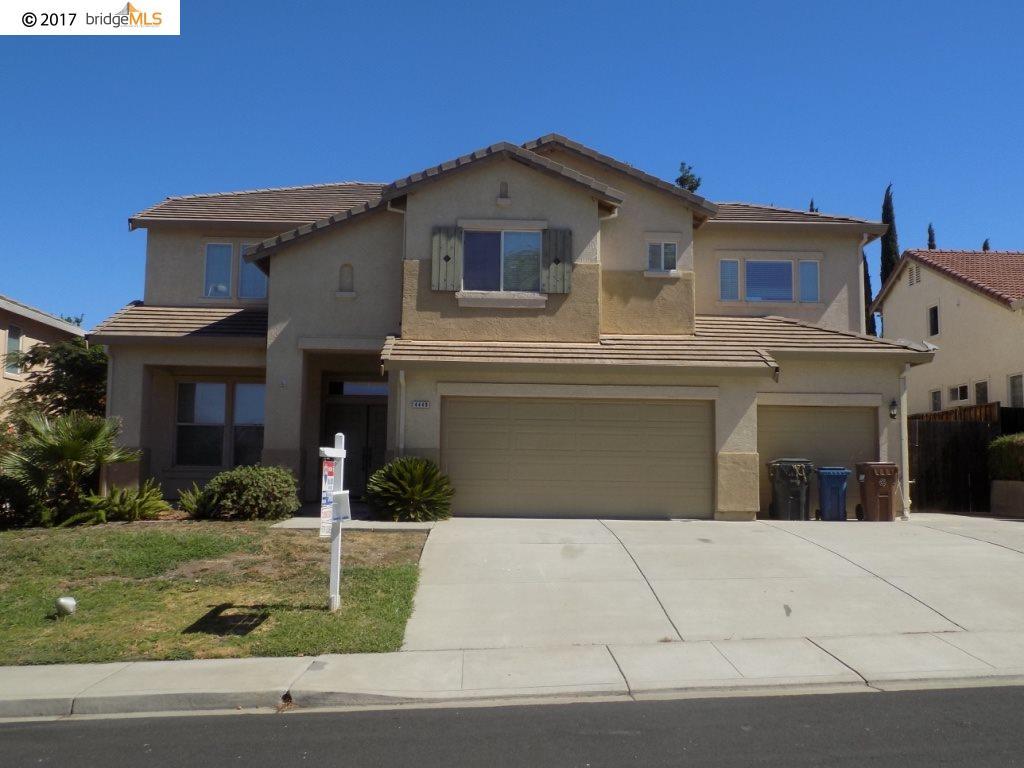 Maison unifamiliale pour l à louer à 4449 Buckskin Drive Antioch, Californie 94531 États-Unis