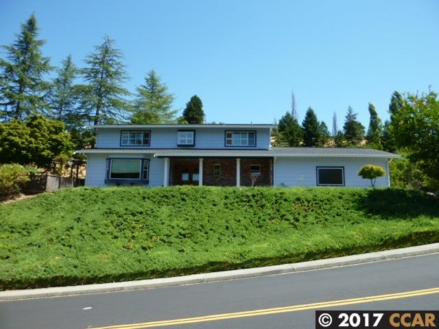 獨棟家庭住宅 為 出租 在 167 Draeger 167 Draeger Moraga, 加利福尼亞州 94556 美國