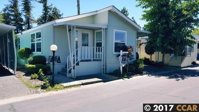 Single Family Home for Sale at 189 Algiers Circle Pacheco, California 94553 United States