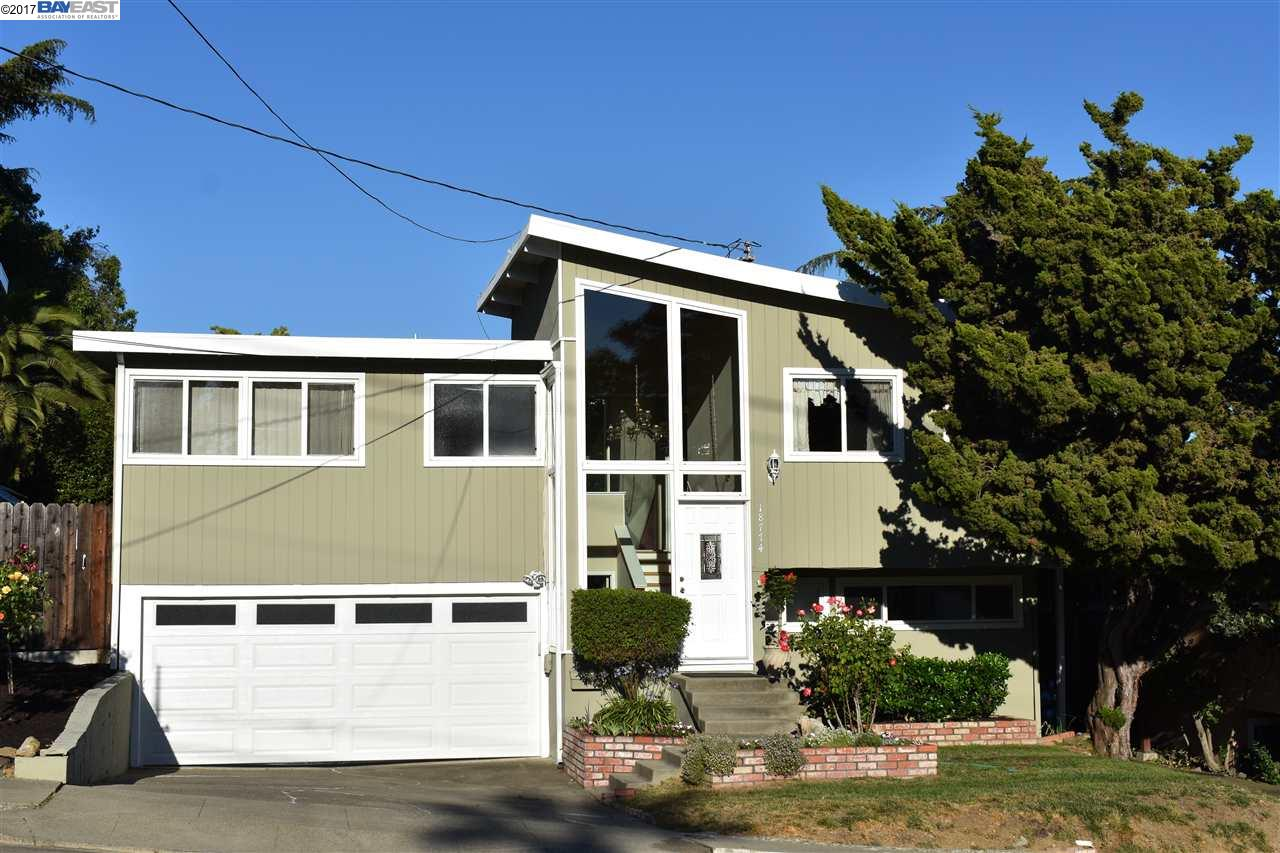 Single Family Home for Sale at 18774 Center Street Castro Valley, California 94550 United States