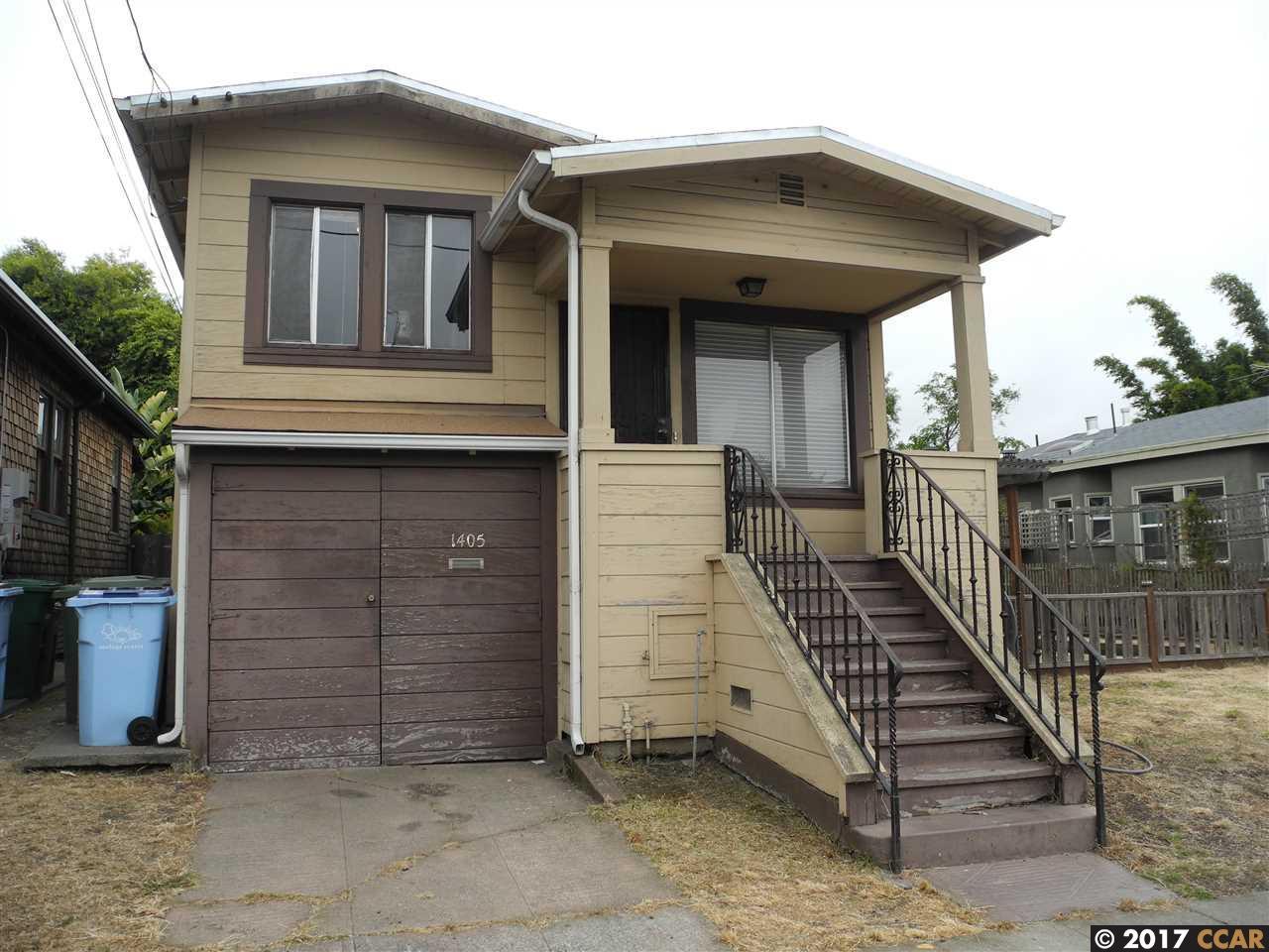 1405 Santa Fe Ave, BERKELEY, CA 94702