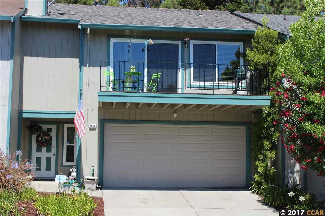 Таунхаус для того Продажа на 2468 Heatherleaf Lane 2468 Heatherleaf Lane Martinez, Калифорния 94553 Соединенные Штаты