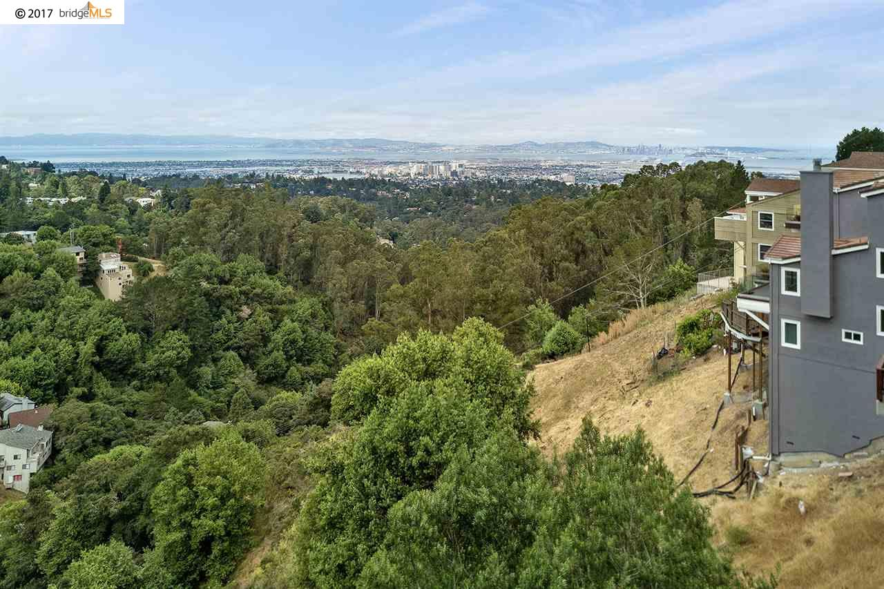Land for Sale at 7021 Elverton Drive Oakland, California 94611 United States