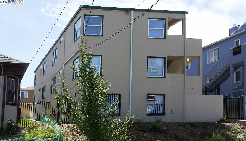 2534 26th Avenue, OAKLAND, CA 94601
