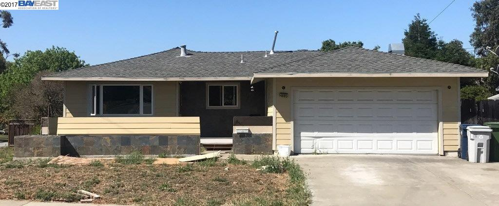 Single Family Home for Sale at 48183 Leigh Street Fremont, California 94539 United States