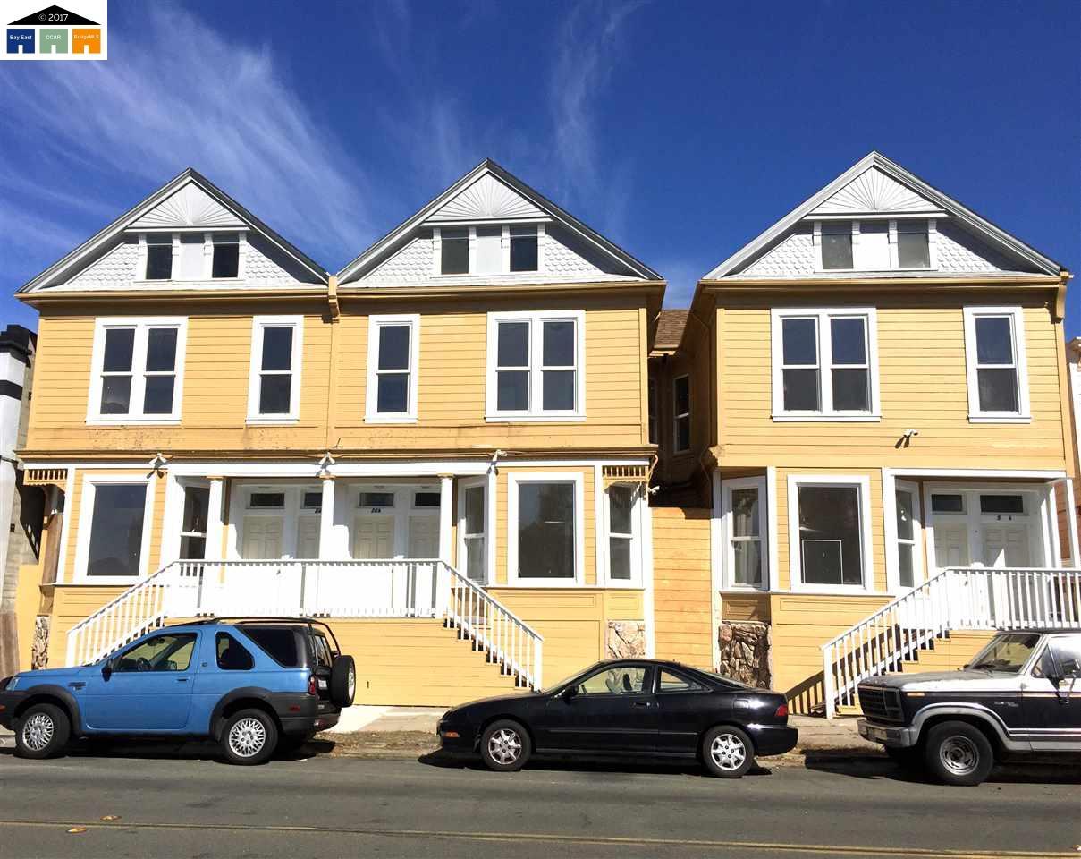 Casa Multifamiliar por un Venta en 524 York Street 524 York Street Vallejo, California 94590 Estados Unidos