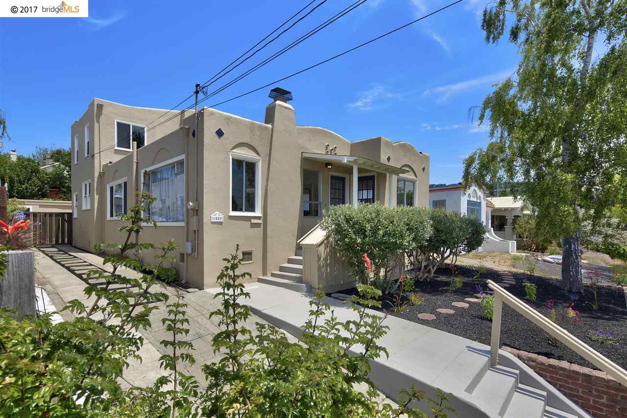 1559 Posen Avenue, BERKELEY, CA 94706