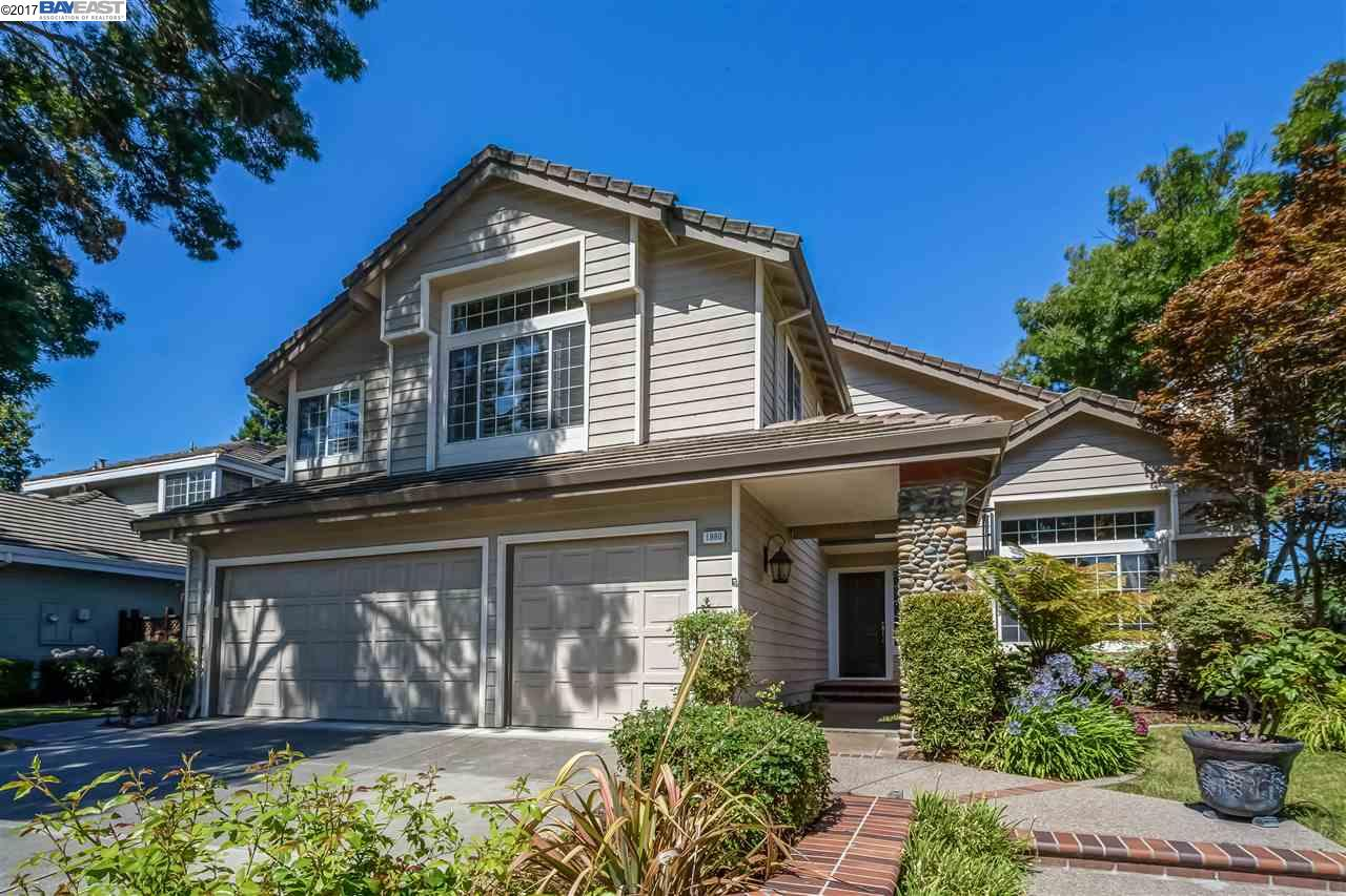 Single Family Home for Sale at 1980 Palmer Drive Pleasanton, California 94588 United States