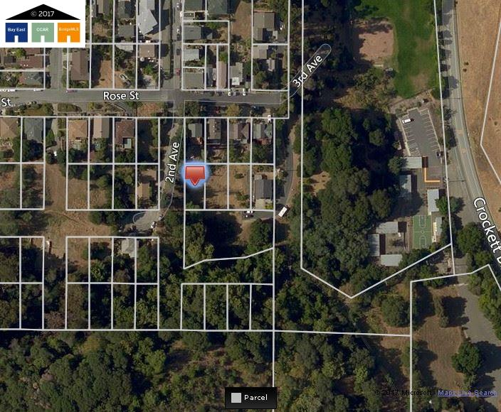 Land for Sale at 1 Rose Street Crockett, California 94525 United States