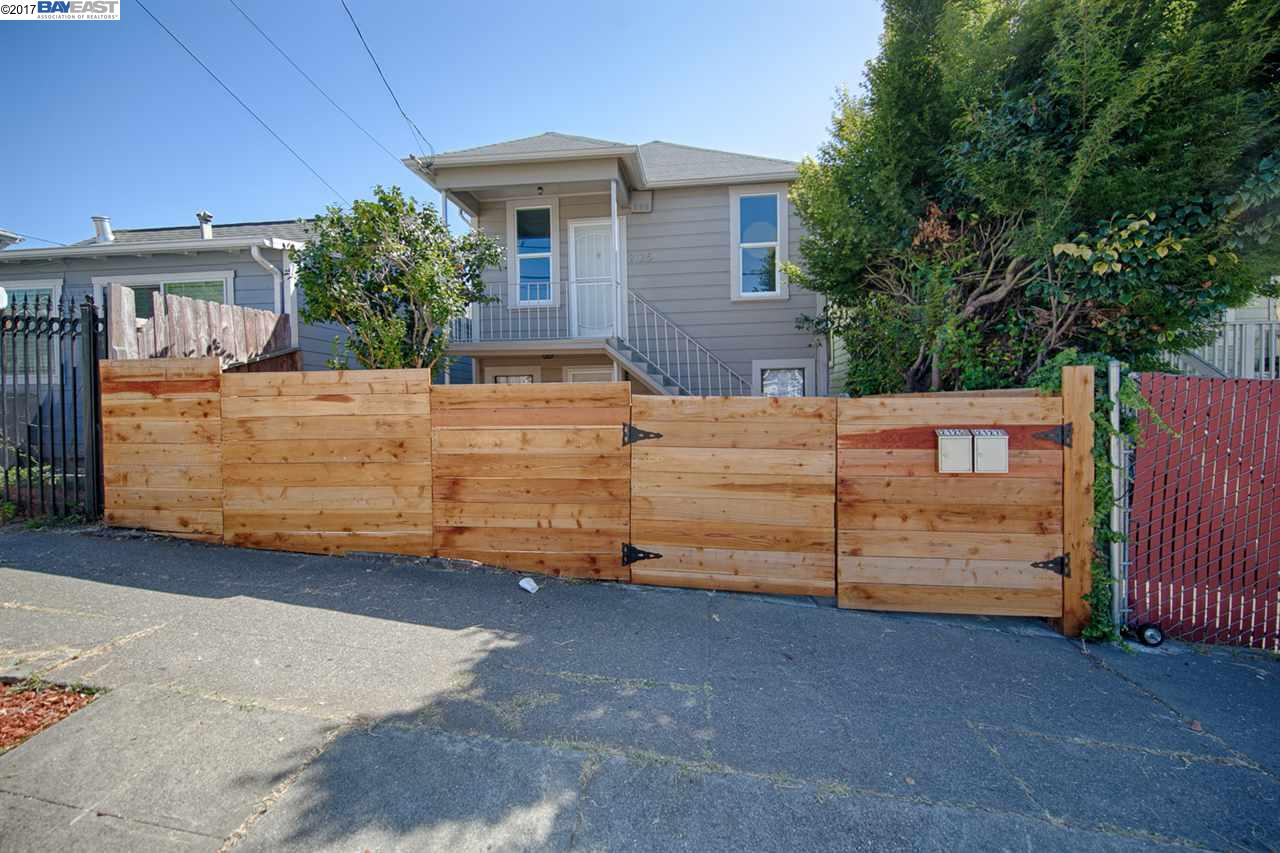 Multi-Family Home for Sale at 2127 E 21St Street Oakland, California 94606 United States