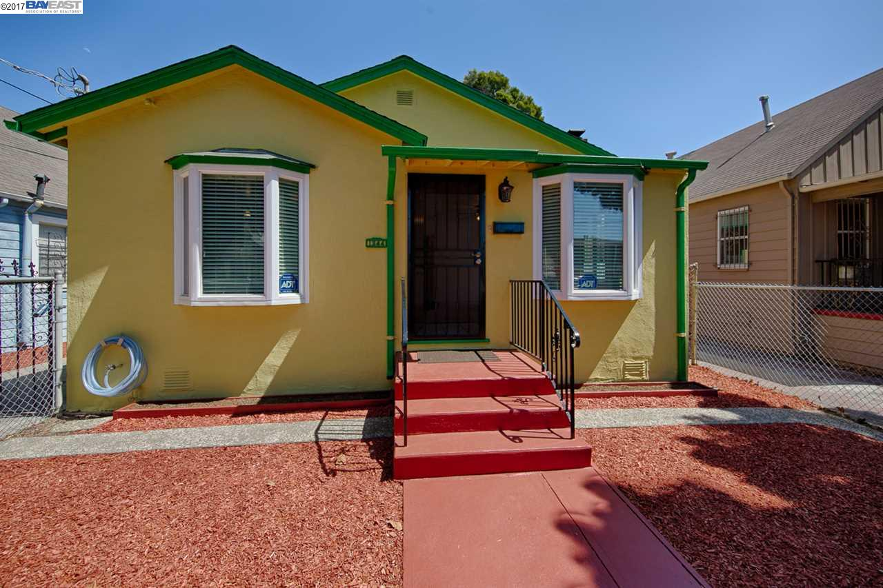 Casa Unifamiliar por un Venta en 1344 99Th Avenue Oakland, California 94603 Estados Unidos