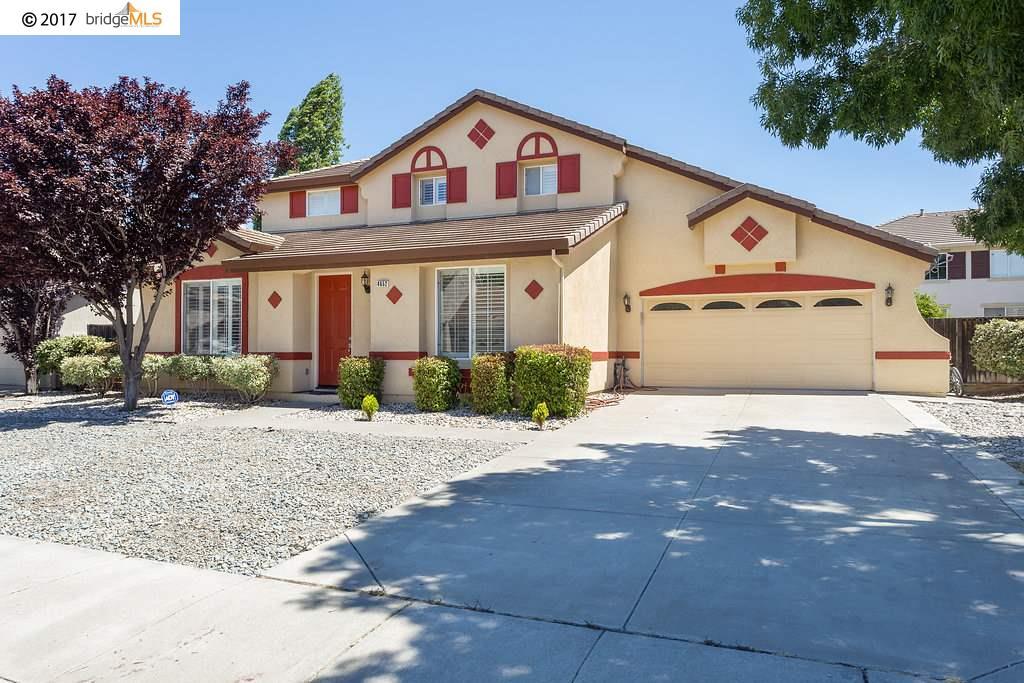 一戸建て のために 売買 アット 4652 Shetland Way Antioch, カリフォルニア 94531 アメリカ合衆国