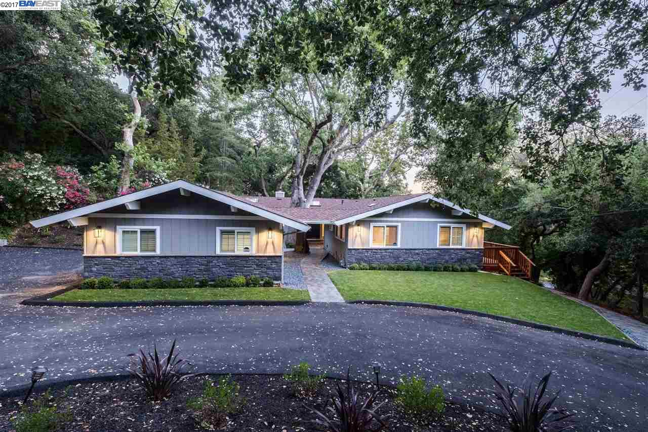 Single Family Home for Sale at 370 Oak Lane 370 Oak Lane Pleasanton, California 94566 United States
