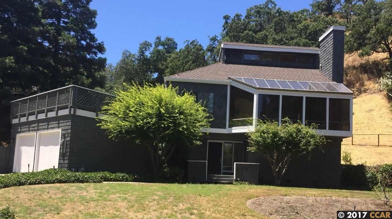 獨棟家庭住宅 為 出租 在 2050 Pebble Drive Alamo, 加利福尼亞州 94507 美國