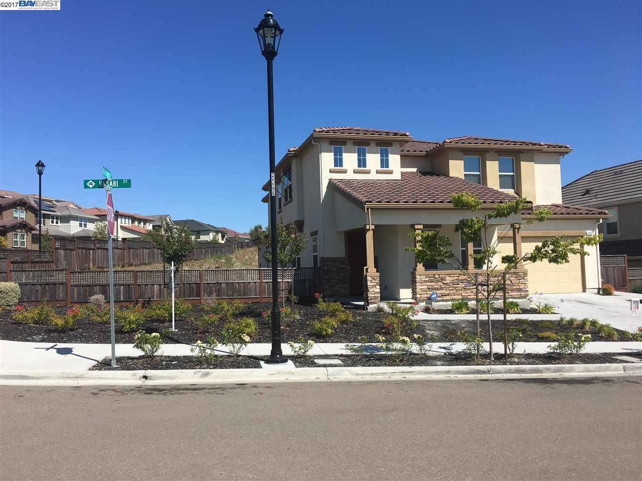 Single Family Home for Sale at 4683 Vasari Street Dublin, California 94568 United States