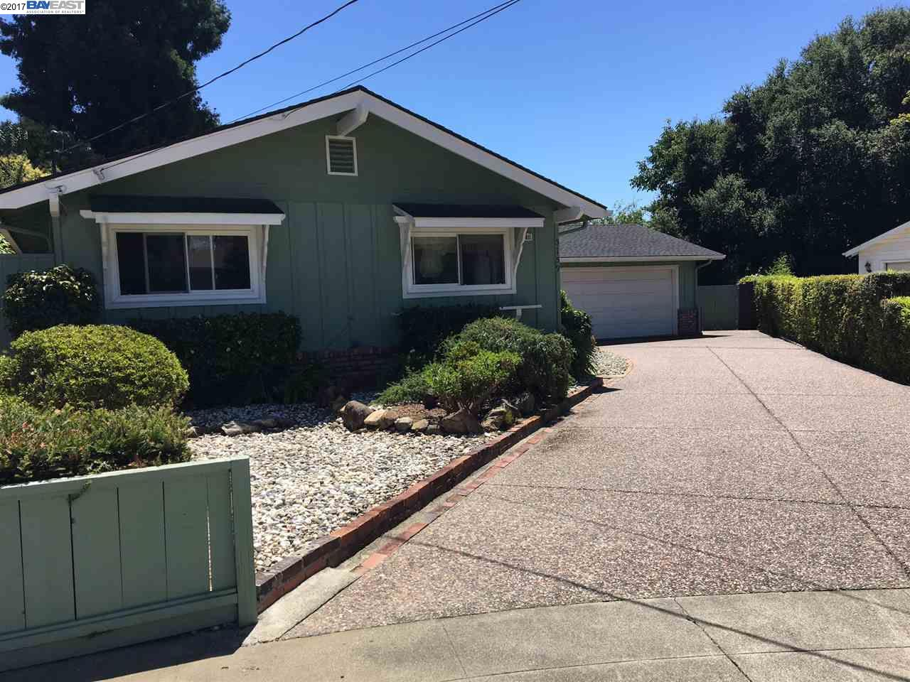 Single Family Home for Sale at 5159 Cunningham Court Castro Valley, California 94546 United States
