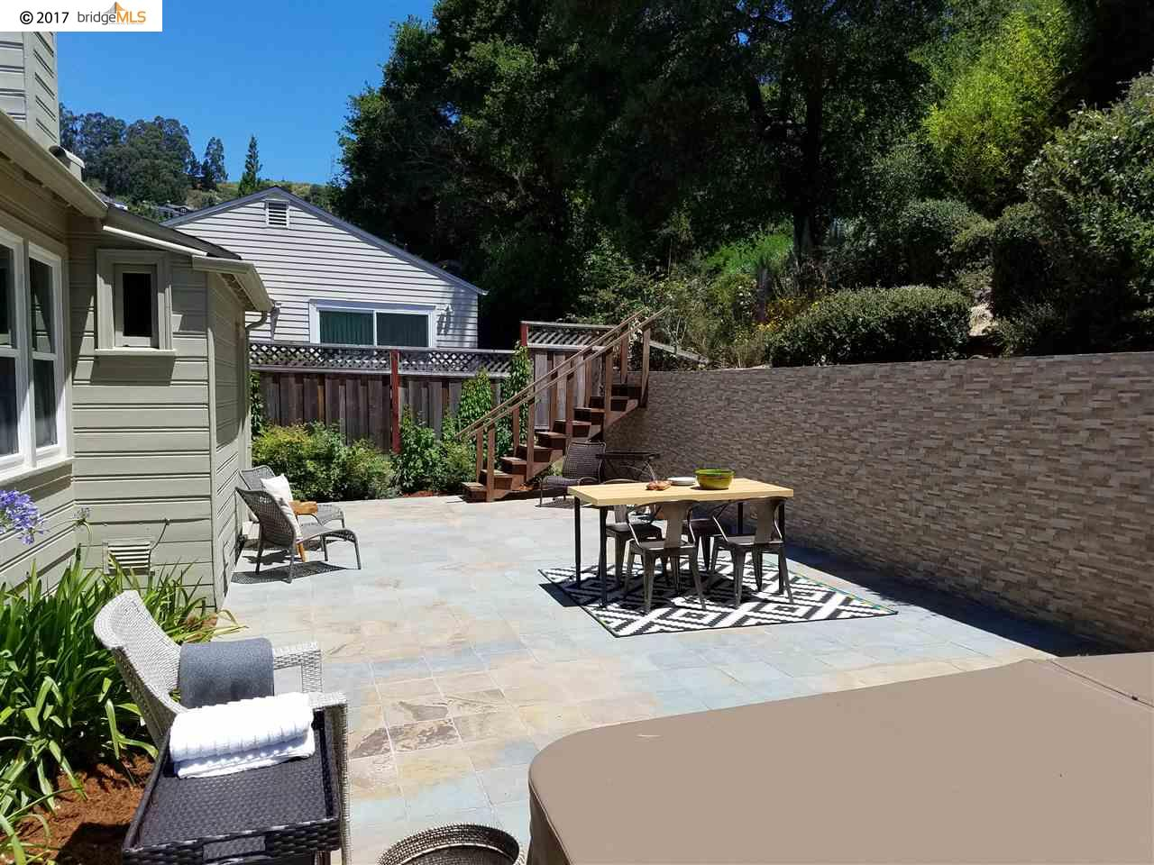 Additional photo for property listing at 838 Mountain Blvd  Oakland, California 94611 Estados Unidos