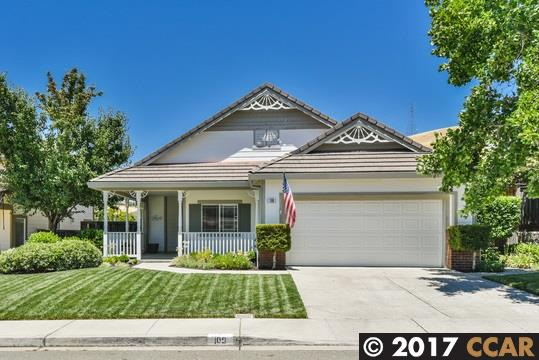 109 Gold Rush Court, CLAYTON, CA 94517