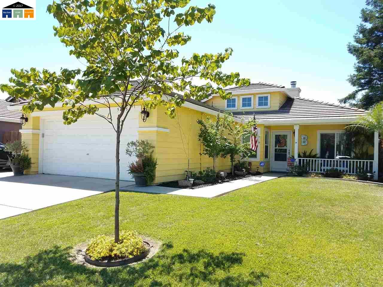 一戸建て のために 売買 アット 5405 Farmhouse Court Salida, カリフォルニア 95368 アメリカ合衆国