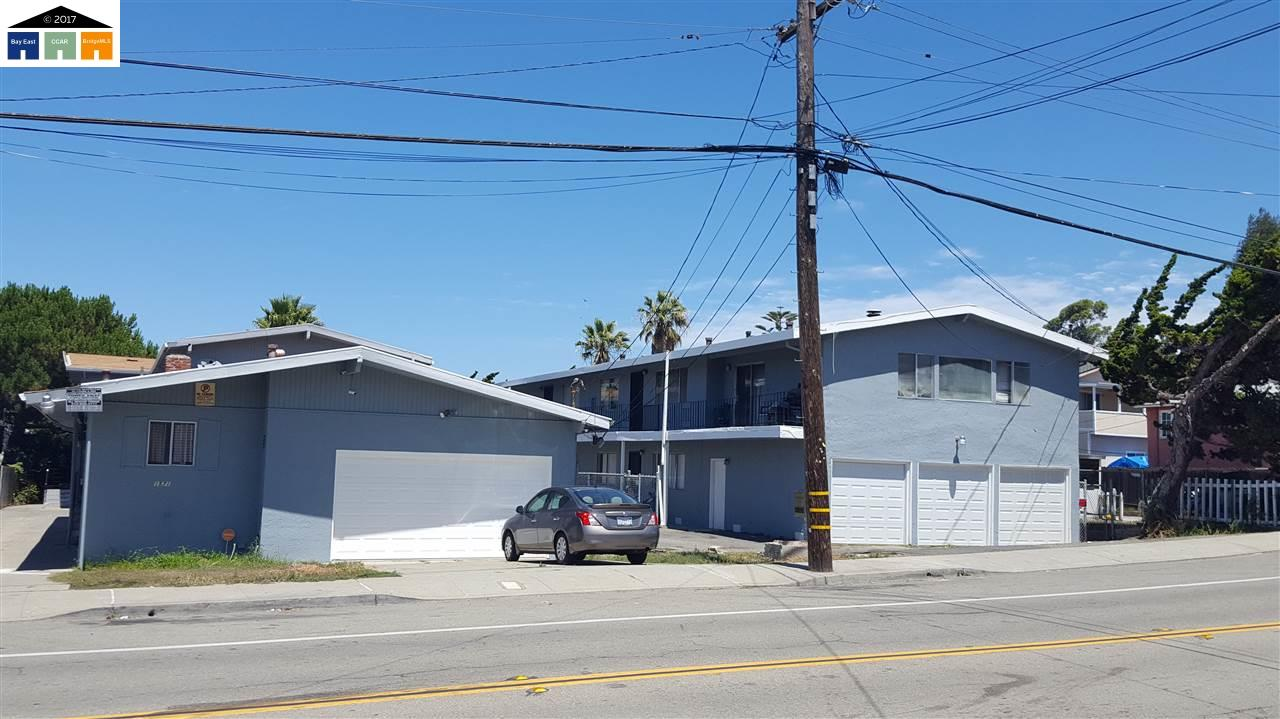 Multi-Family Home for Sale at 1571 167Th Avenue 1571 167Th Avenue San Leandro, California 94578 United States
