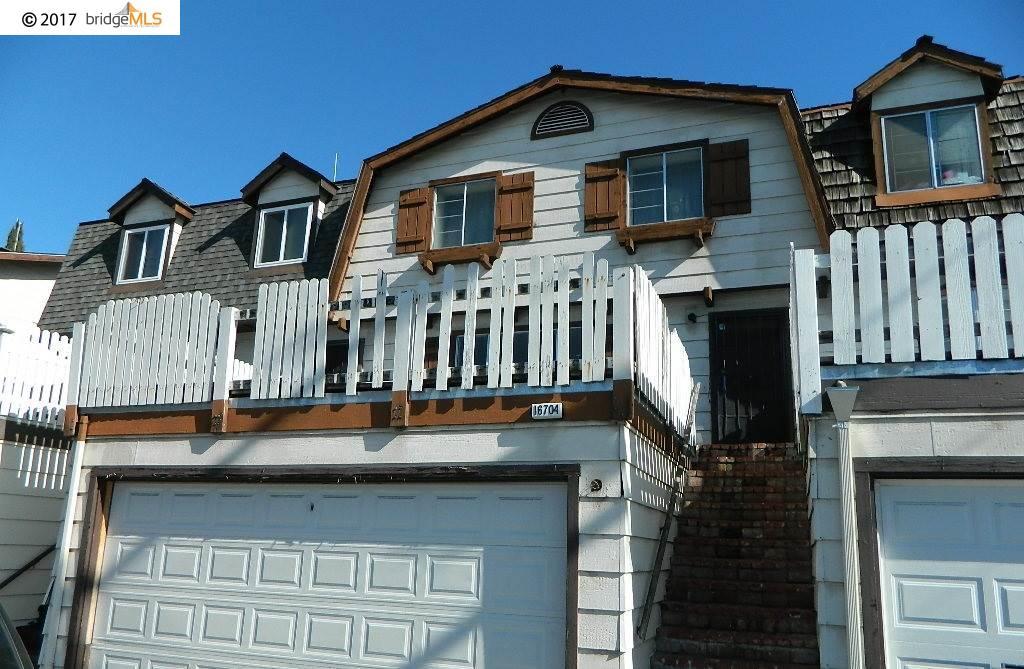 16704 Foothill Blvd | SAN LEANDRO | 1400 | 94578