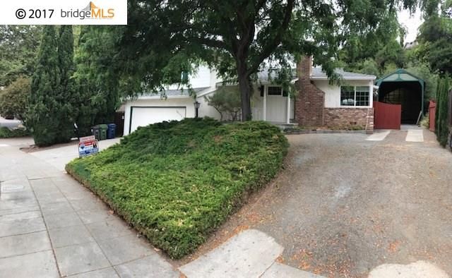 Single Family Home for Sale at 18355 Maffey Drive Castro Valley, California 94546 United States