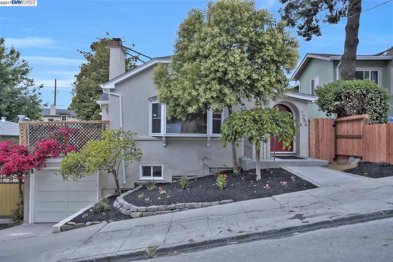 1254 Bates Rd, OAKLAND, CA 94610