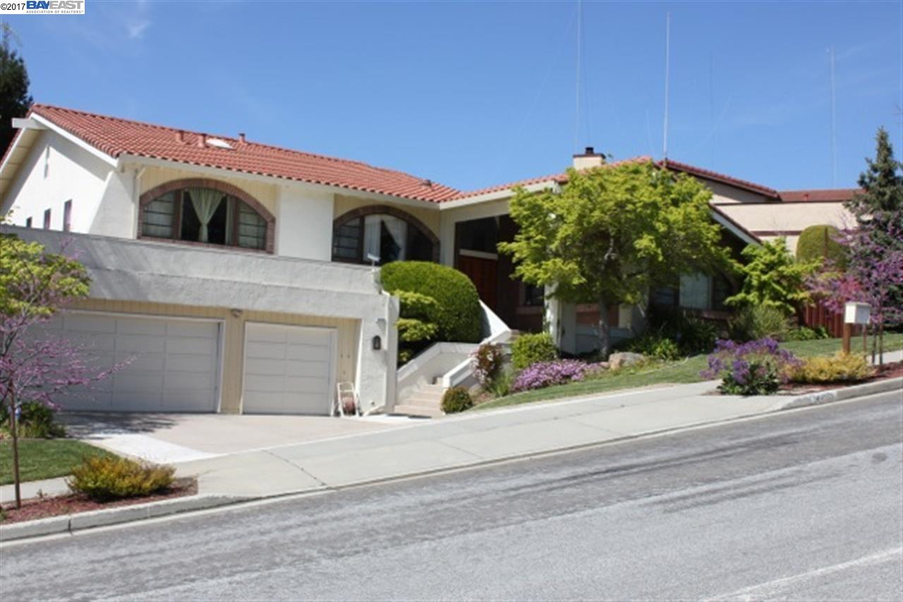 獨棟家庭住宅 為 出租 在 44555 PARKMEADOW Drive Fremont, 加利福尼亞州 94539 美國