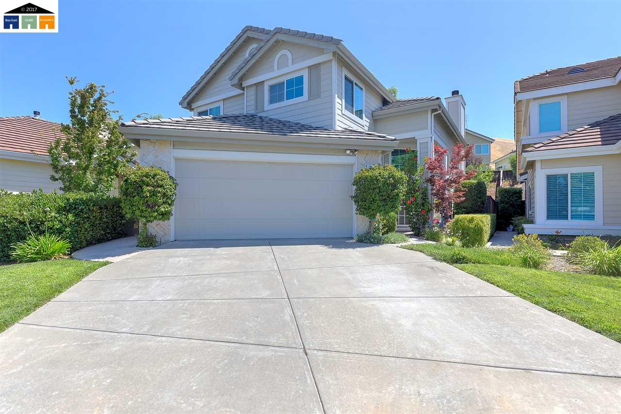 1007 Feather Cir, CLAYTON, CA 94517