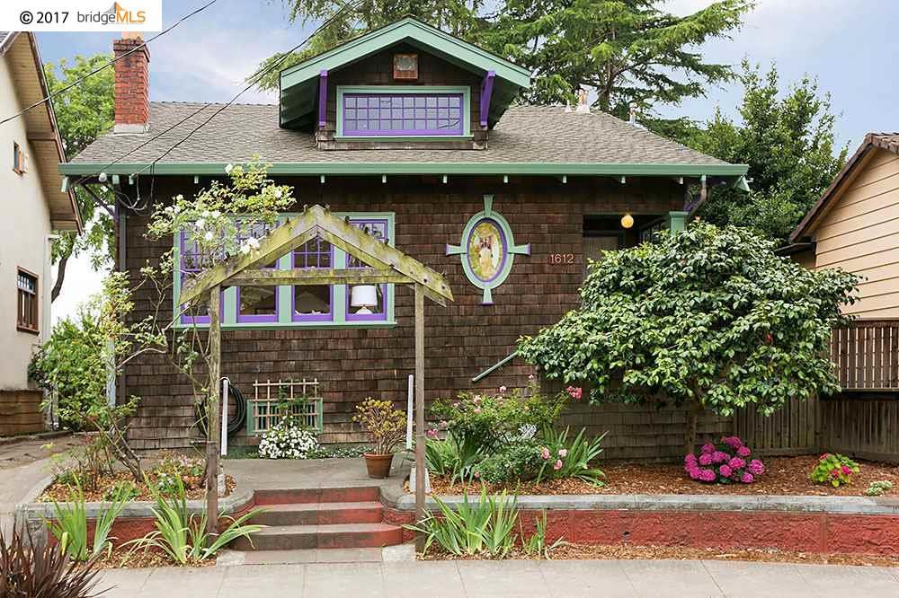 1612 STUART STREET, BERKELEY, CA 94703