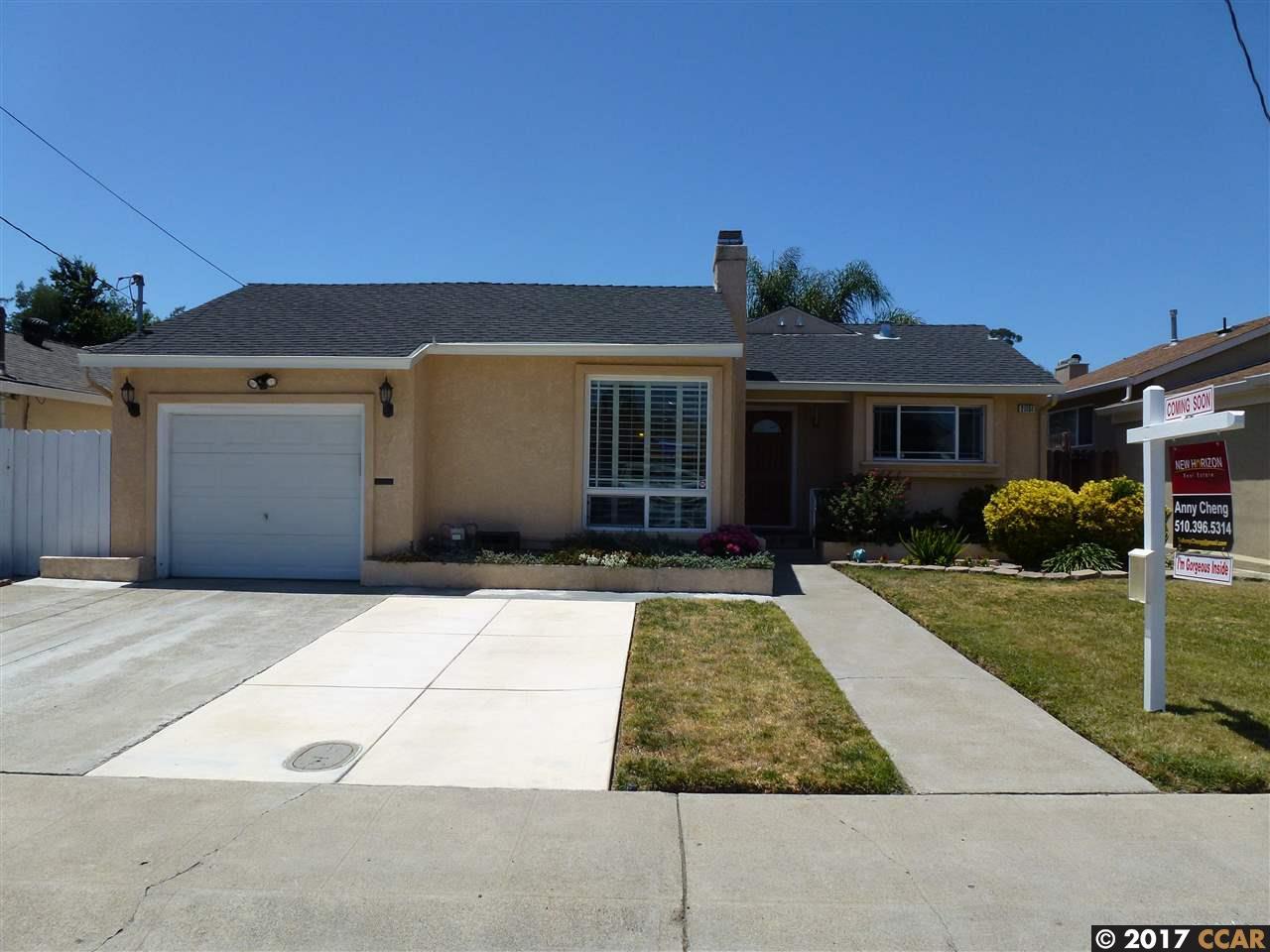 Single Family Home for Sale at 21151 Nunes Avenue Castro Valley, California 94546 United States